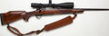 Long Guns:Bolt Action, **.223 Rem Winchester Model 70 Rifle with Custom Stock....