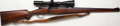 Long Guns:Bolt Action, *.30/06 Mannlicher-Schoenauer Model 1952 Bolt Action Carbine withTelescopic Sight....
