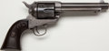 Handguns:Single Action Revolver, *Wells-Fargo Marked Colt Single Action Revolver....