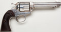 Handguns:Single Action Revolver, *Colt Bisley Single-Action Revolver....