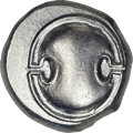 Ancients:Greek, Ancients: Thebes. Ca. 395-338 BC. AR stater (12.34 gm). ...