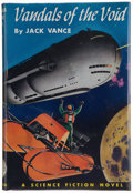 Books:Science Fiction & Fantasy, Jack Vance. Vandals of the Void. Philadelphia Toronto: TheJohn C. Winston Company, [1953]. First edition. Octav...