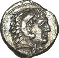 Ancients:Greek, Ancients: ILLYRIA. Dyrrhachium. Ca. 344-300 BC. AR hemidrachm (1.77gm). ...