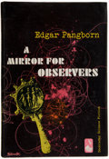 Books:Science Fiction & Fantasy, Edgar Pangborn. A Mirror for Observers. Garden City, New York: Doubleday & Company, Inc., 1954. First edition. O...