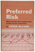 Books:Science Fiction & Fantasy, Edson McCann [pseudonym for Lester del Rey and Frederik Pohl]. Preferred Risk. New York: Simon and Schuster,...