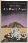 Books:Signed Editions, Roger Zelazny. The Hand of Oberon. Garden City: Doubleday & Company, 1976. First edition. Signed by the author. ...