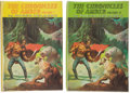 Books:Signed Editions, Roger Zelazny. The Chronicles of Amber: Volumes I and II. Garden City: Nelson Doubleday [1978]. Book club editio... (Total: 2 Items)