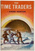 Books:Signed Editions, Andre Norton: The Time Traders. Cleveland: The WorldPublishing Company, [1958]. First edition. Inscribed by the a...