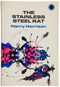 Books:Signed Editions, Harry Harrison. The Stainless Steel Rat. New York: Walker and Company, [1970]. First edition. Signed by the author...