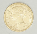 Chile: , Chile: Republic gold 10 & 50 Pesos, KM157 10 Pesos 1901,lustrous AU, minor contact marks, and KM169 50 Pesos 1961, choicebrillian... (Total: 2 coins Item)