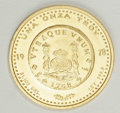 Chile: , Chile: Republic gold Onza 1978, KM-X2 (Unusual World Coins), firstdate for this series, choice brilliant UNC. The design features ...