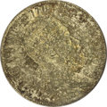 Ethiopia: , Ethiopia: Menelik II Bir 1889EE (1897), KM5, AU58 PCGS Eliasberg, rich old-time patina blanketing fully lustrous surfaces. Careful exa...