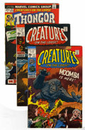 Bronze Age (1970-1979):Horror, Creatures on the Loose Group (Marvel, 1971-75) Condition: AverageVF.... (Total: 20 Comic Books)