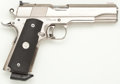 Handguns:Semiautomatic Pistol, Colt Mark IV Series 70 Gold Cup National Match Semi-Automatic Pistol....