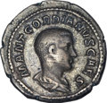 Ancients:Roman Imperial, Ancients: Gordian III as Caesar (AD 238). AR denarius (3.08 gm)....