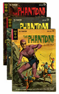 Silver Age (1956-1969):Adventure, Phantom Group (Gold Key, 1963-66) Condition: Average VG/FN.... (Total: 16 Comic Books)