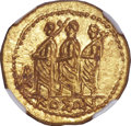 Ancients:Greek, Ancients: THRACIAN DYNASTS. Koson, in alliance with Brutus (44-43BC). AV stater (8.37 gm). ...