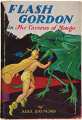 Books:First Editions, Alex Raymond. Flash Gordon in the Caverns of Mongo. NewYork: Grosset & Dunlop, [1936]. First edition. Publisher...