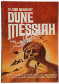 Books:Science Fiction & Fantasy, Frank Herbert. Dune Messiah. New York: G. P. Putnam's Sons,[1969]. First edition. Octavo. 256 pages. Publisher's br...
