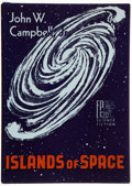 Books:Signed Editions, John W. Campbell, Jr. Islands of Space. Reading: FantasyPress, [1956]. First edition, limited to 500 numbered copie...