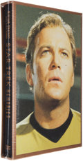Books:Signed Editions, William Shatner. Star Trek Memories. New York: HarperCollins, 1993. Limited Edition. One of 4,500 signed and numbe...