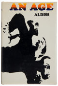Books:Signed Editions, Brian W. Aldiss. An Age. London: Faber and Faber, [1967]. First edition. Signed by the author. Publisher's bindi...