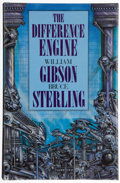 Books:Signed Editions, William Gibson & Bruce Sterling. The Difference Engine. London: Victor Gollancz, 1990. First edition. Signed by bo...
