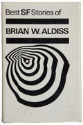 Books:Signed Editions, Brian W. Aldiss. Best Science Fiction Stories of Brian W. Aldiss. London: Faber and Faber, [1965]. First edition. ...