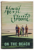 Books:Science Fiction & Fantasy, Nevil Shute. On the Beach. London: William Heinemann, Ltd., 1957. First edition. Jacket. Octavo. 312 pages. Publ...