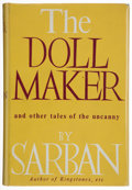 Books:Horror & Supernatural, Sarban [pseudonym of John William Wall]. The Doll Maker andOther Tales of the Uncanny. London: Peter Davies, [1...