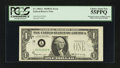 Fr. 1905-L $1 1969B Federal Reserve Note. PCGS Choice About New 55PPQ