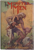 Books:First Editions, Edgar Rice Burroughs. The Monster Men. Chicago: A. C.McClurg & Co., 1929. First edition, with no statement ofprint...