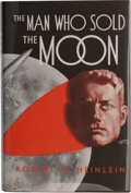 Books:Signed Editions, Robert A. Heinlein. The Man Who Sold the Moon. Chicago:Shasta Publishers, [1950]. First edition, first printing. ...
