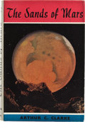 Books:Signed Editions, Arthur C. Clarke. The Sands of Mars. London: Sidgwick andJackson, [1951]. First edition. Signed by the author. ...