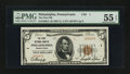 National Bank Notes:Pennsylvania, Philadelphia, PA - $5 1929 Ty. 2 The First NB Ch. # 1. ...