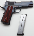 Handguns:Semiautomatic Pistol, **Customized Colt Model 1911A1 Series 70 Commander Semi-AutomaticPistol....