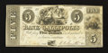 Obsoletes By State:Ohio, Gallipolis, OH- Bank of Gallipolis $5 Aug. 9, 1839 G2 Wolka1171-05. ...