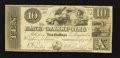 Obsoletes By State:Ohio, Gallipolis, OH- Bank of Gallipolis $10 Aug. 9, 1839 G4 Wolka1171-07. ...