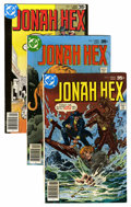 Bronze Age (1970-1979):Western, Jonah Hex Group (DC, 1977-85) Condition: Average NM.... (Total: 55 Comic Books)
