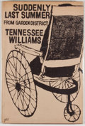 Books:First Editions, Tennessee Williams. Suddenly Last Summer. [New York]: NewDirections, [1958]. First edition, first printing. Oct...