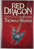 Books:First Editions, Thomas Harris. Red Dragon. New York: Putnam's, [1981]. Firstedition, first printing. Octavo. Publisher's binding an...