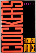 Books:First Editions, Richard Price. Clockers. Boston: Houghton Mifflin, 1992.First edition, first printing. Octavo. Publisher's binding ...