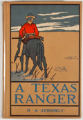 Books:Non-fiction, N. A. Jennings. A Texas Ranger. Austin: Steck, 1959. Facsimile reprint of the 1899 edition. Octavo. Publisher's ...