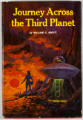Books:First Editions, William C. Knott. Journey Across the Third Planet.Philadelphia: Chilton, [1969]. First edition, first printing.Oct...