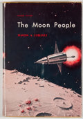 Books:First Editions, Stanton Coblentz. The Moon People. New York: Avalon Books,[1964]. First edition, first printing. Octavo. Publis...