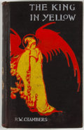 Books:First Editions, Robert W. Chambers. The King in Yellow. New York: F.Tennyson Neely, [1895.] Later impression. Octavo. Publisher's b...