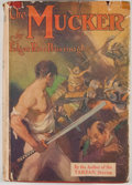 Books:Fiction, Edgar Rice Burroughs. The Mucker. New York: Grosset &Dunlap, [1921]. Later edition. Octavo. Publisher's red cloth a...