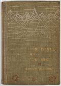 Books:First Editions, H. Rider Haggard. The People of the Mist. London: Longmans,Green, 1894. First edition, first printing. Octavo. Publ...