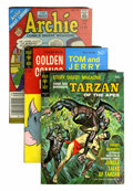Bronze Age (1970-1979):Cartoon Character, Comics Digest File Copy Group (Archie/Gold Key, 1970s-80s)Condition: Average VF+.... (Total: 21 Comic Books)