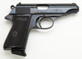 Handguns:Semiautomatic Pistol, *Boxed Walther PP Double Action Semi-Automatic Pistol....